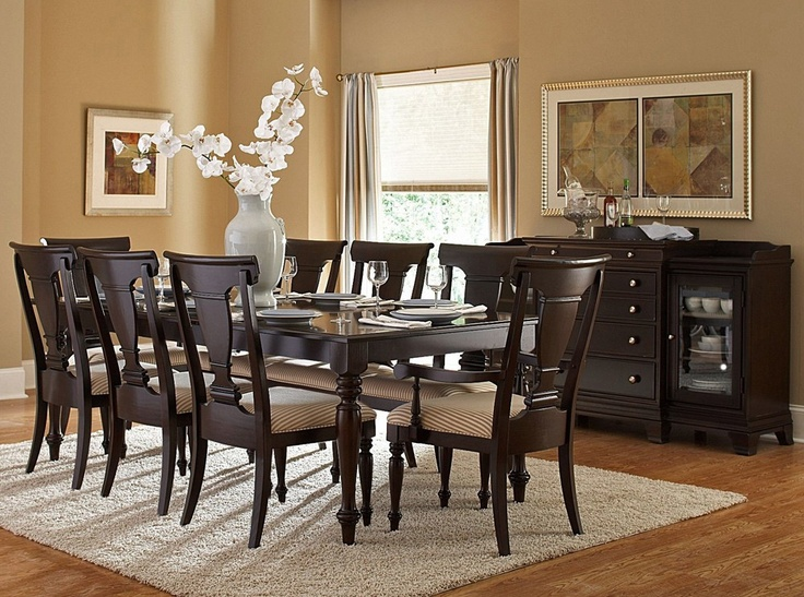 Inglewood Classic Dining Table Set   I Like The Style, But Not Sure Of The