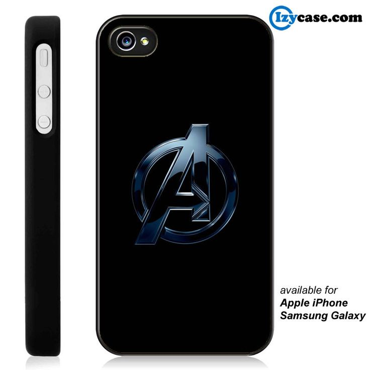 The Avengers A Logo Phone Case | Apple iPhone 4/4s 5/5s 5c 6 6 Plus Samsung Galaxy S3 S4 S5 S6 S6 Edge Hard Case