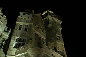 """Casa Loma, dubbed """"The People's Castle"""", is one of Canada's most famous historic sites – and the only """"castle"""" in Toronto (Ontario)…it's also home to a few spirits! Casa Loma is one of our exclusive locations for tours, and Sold Out special events, educational seminars and investigations – and has been since 2009."""