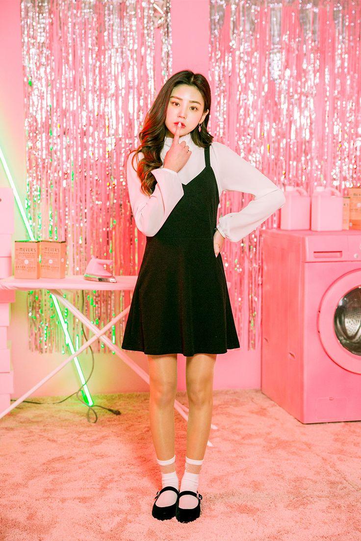 chuu_츄 - 츄(chuu) | 항상 있어줄게 blouse | NEW
