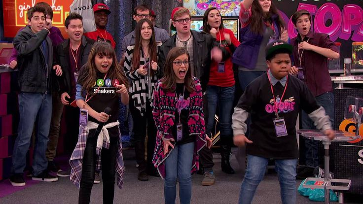 Who's ready for Tech Fest with a brand NEW Game Shakers game?! But oh no, there's something wrong with Double G..  Brand NEW special premieres TODAY @ 4:50pm (SG) | 5pm (WI