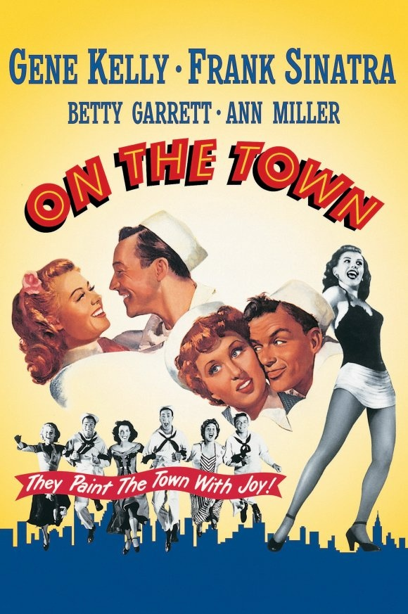 On The Town-fun musical