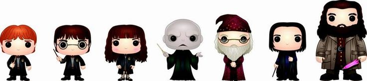 Lançamento do Funko Harry Potter 		   por maria laura ximenes paiva | Laura Especial 		   		   - http://modatrade.com.br/lan-amento-do-funko-harry-potter