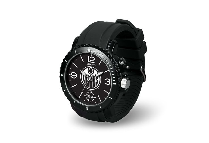 Edmonton Oilers NHL Ghost Sports Wrist Watch