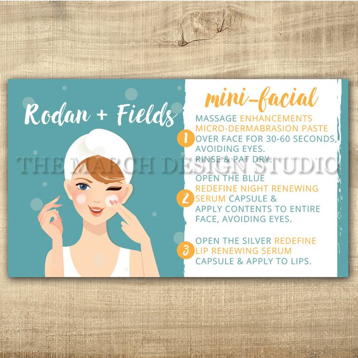 35 best R+F business images on Pinterest | Mini facial, Skin ...