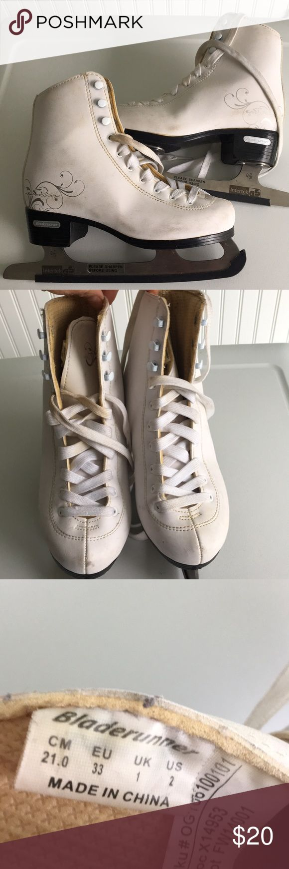🔴Preloved Ice Skating Shoes 🔴 For girls Shoes