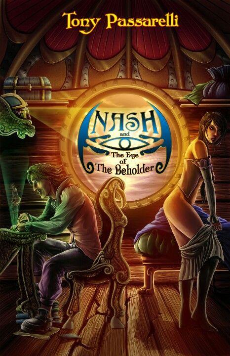 Nash and the eye of the beholder - Tony Pasarelli Http://goweliang.deviantart.com