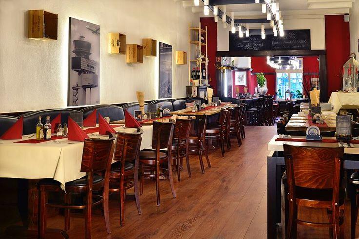 Restaurant Der Grieche zum Staufenplatz in Düsseldorf