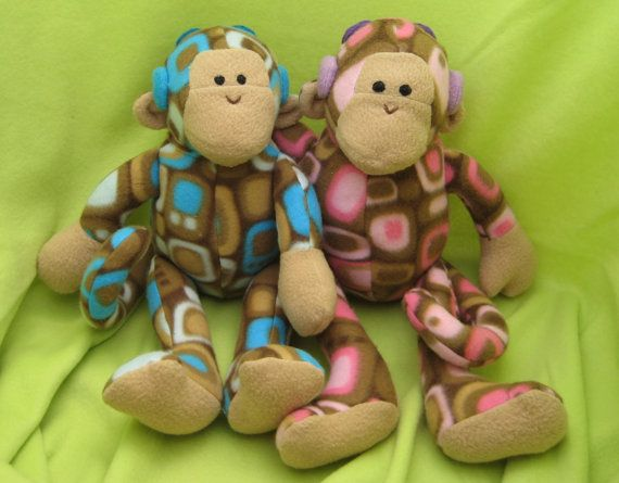 Special Needs Child Custom Order Plush Pals: Hearing Aid, Weighted Toys, Prosthesis, gtube, cochlear, sensory processing disorder, autistic $ 39.00