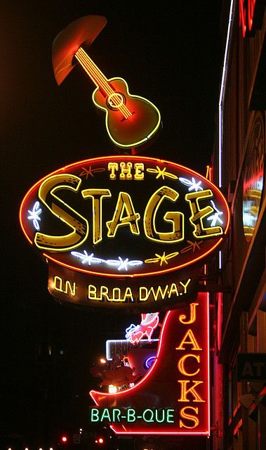 You must visit the Stage for dancing and Jacks BBQ for snacking!