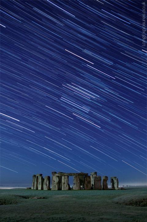 Stone Henge & the Heavens, England