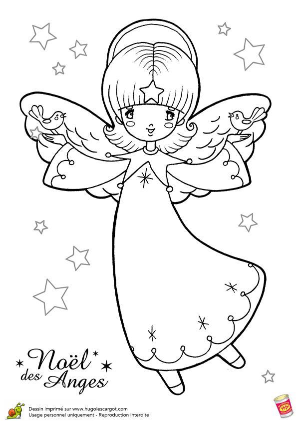 Anges De Noel Petits Oiseaux, page 8 sur 12 sur HugoLescargot.com