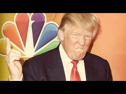 Donald Trump Tells NBC News to Stop Covering Russia Scandal