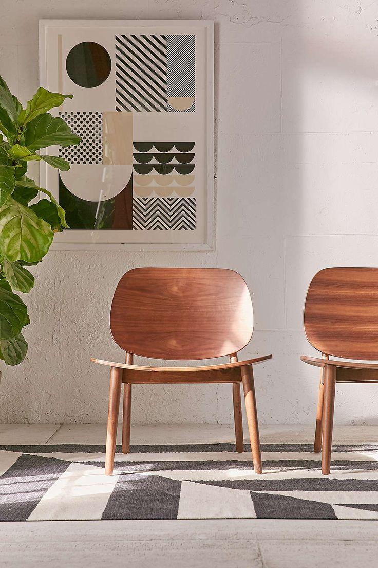 Menlow Lounge Chair Set Retro Chairsbedroom