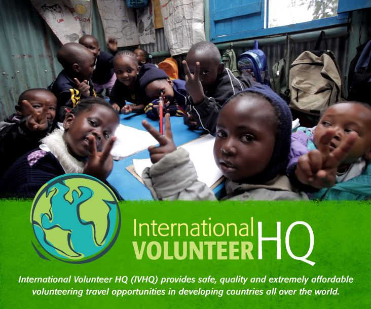 International Volunteer HQ (IVHQ) provides safe, quality and extremely affordable volunteering travel opportunities in developing countries all over the world.    I really want to a trip to South Africa to help with computer instruction.