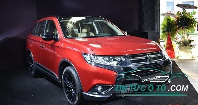 Mitsubishi Outlander Phien Bản Black Edition Bất Ngờ Ra Mắt Việt Nam Tin Tức O To Việt Nam O To Viết