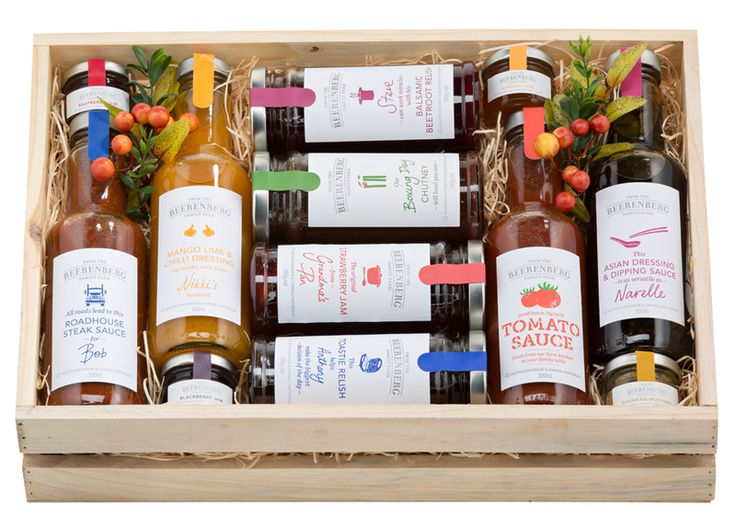 Make Christmas shopping easy this year with a Beerenberg Gift Basket. See our Online Store of a range of prices and sizes. You'll be sure to find something for all the special ones in your life.  http://bit.ly/1Naq4UA #Beerenberg #BeerenberFarm #Hahndorf #Christmas #Gifts