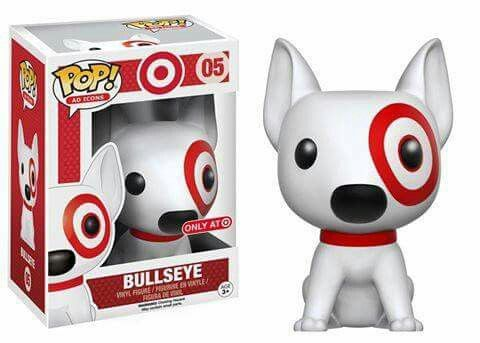 The Target Dog!