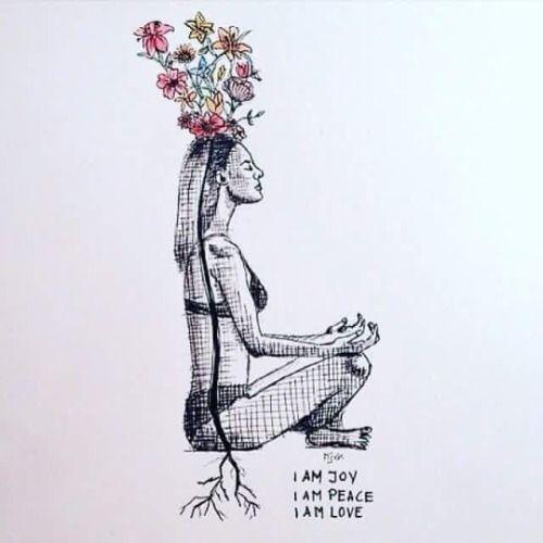 everything connected. yoga #yoga #inspiration #meditation #om #namaste http://www.ayaksma.world