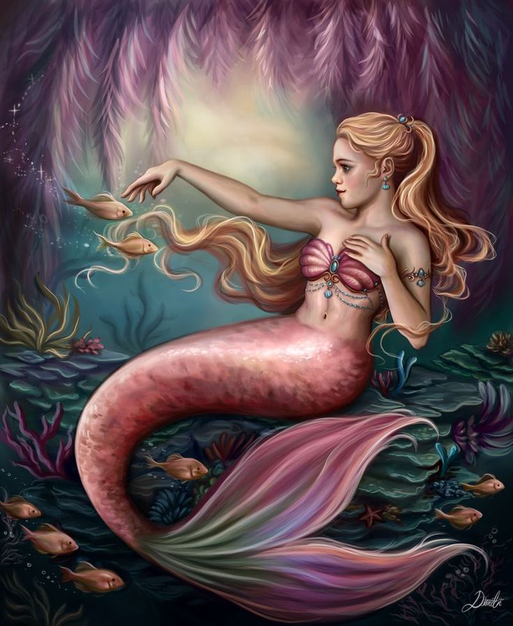 How do mermaids have sex