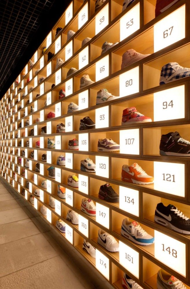 Retail Design | Footware | Sneakerology by Facet Studio