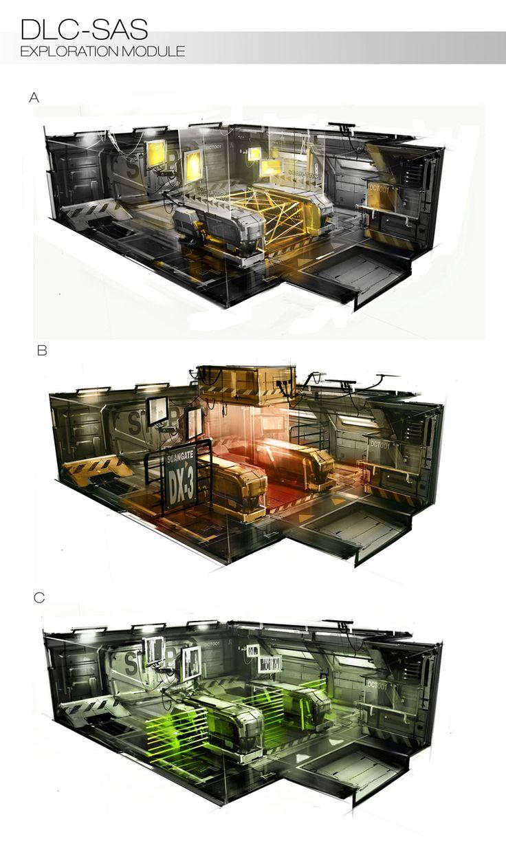 Deus Ex 3 The Missing Link DLC | Gryphart