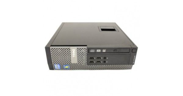 Calculator DELL Optiplex 7010 SFF, Intel Core i5 3470 - 3.2Ghz, 4GB DDR3, 500GB SATA, DVD-RWProcesor: IntelCore i5 34703.2Ghz x 4, 6 MB L2 Cache Memorie RAM: 4GB DDR3 1333MHz Placa video: Intel HD Graphics 2500 Placa de retea: Gigabit 10/100/1000 Placa de sunet: integ