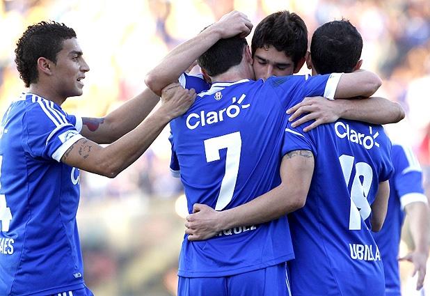 La U se estrena en el Clausura con una goleada sobre Deportes La Serena