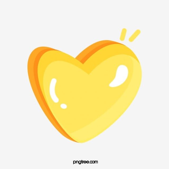 Valentine Love Yellow Love Valentines Day Hand Painted Heart Love Png And Vector With Transparent Background For Free Download Love Png Happy Valentines Day Card Free Graphic Design