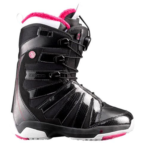 Salomon F20 Snowboard Boot - Women's 2012 | Salomon Snowboards for sale at US Outdoor Store