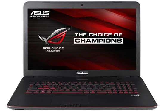 Asus G771JM-T7043D - laptop gaming RoG