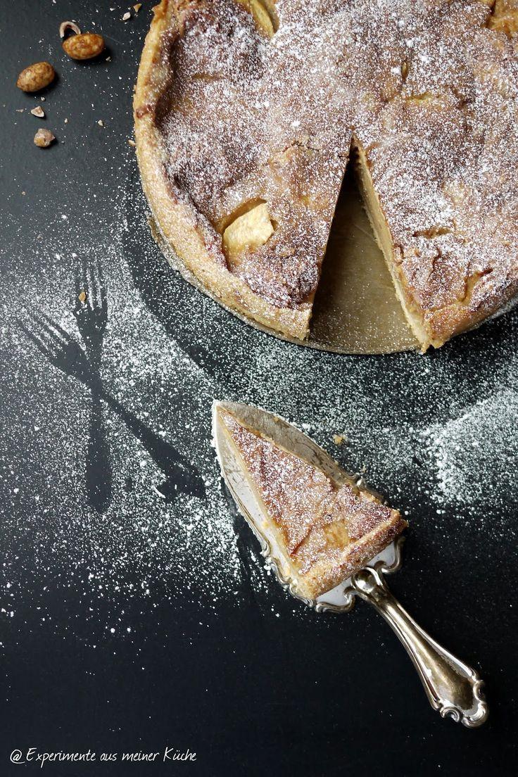 Experimente aus meiner Küche: Bratapfel-Karamell-Kuchen #ichbacksmir  #lieblingskuchen