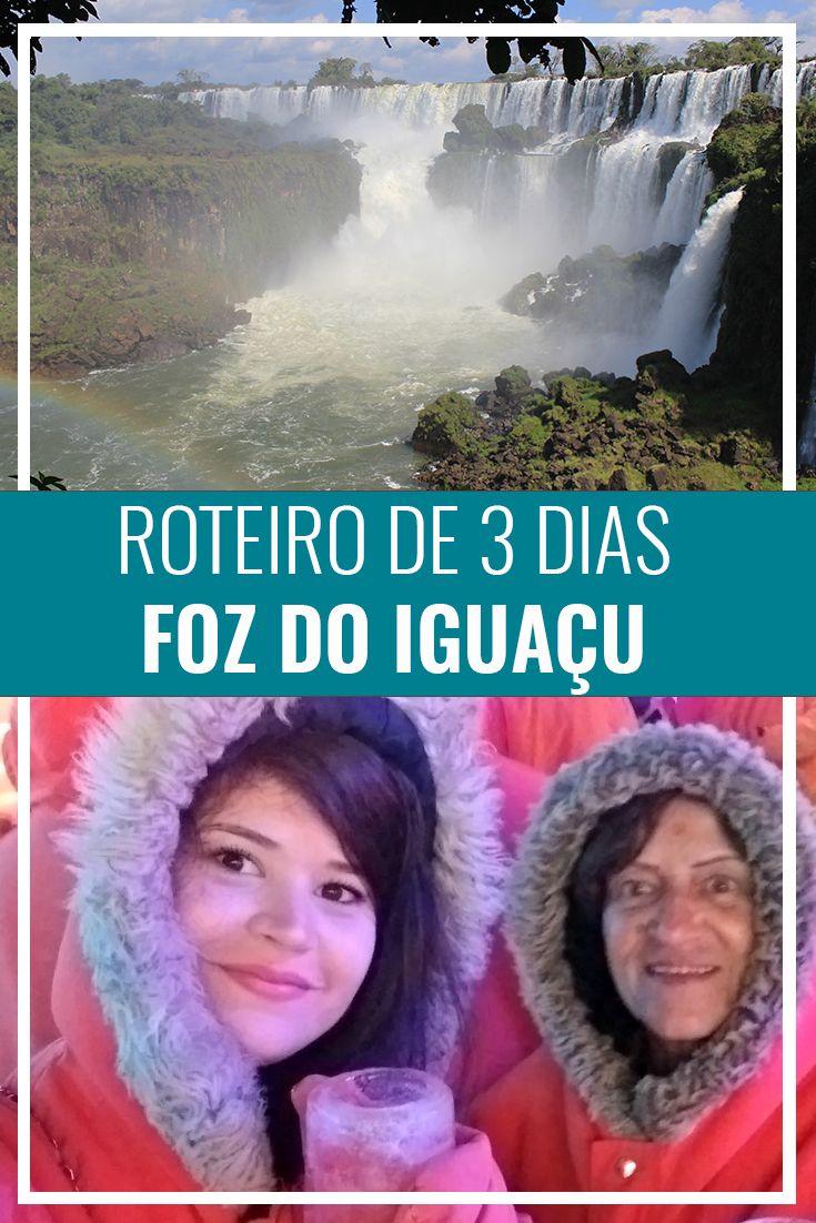 Foz do Iguaçu, Paraná, Brasil, Brazil, Argentina, Paraguai, Puerto Iguaçu, Cataratas do Iguaçu, Macuco Safari, Bar de Gelo, compras no Paraguai, Roteiro 3 dias