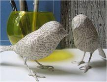 vogel surprise maken