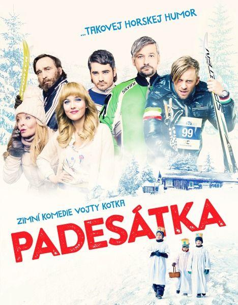 Пятидесятка / Padesátka (2015/WEB-DLRip)  Ежегодно в День Трех Королей в Чехии проходит большой лыжный марафон протяженностью в 50 километров. Проходит он в Крконошах - горном районе, который окутан многочисленными легендами. Через призму состязания показана жизнь обитателей горной местности. Это особенные люди, которые ведут особенный образ жизни. В этот день судьбы героев фильма тесно переплетаются в заснеженных чешских горах. Местное население принимает в этом активное участие. Но чем все…