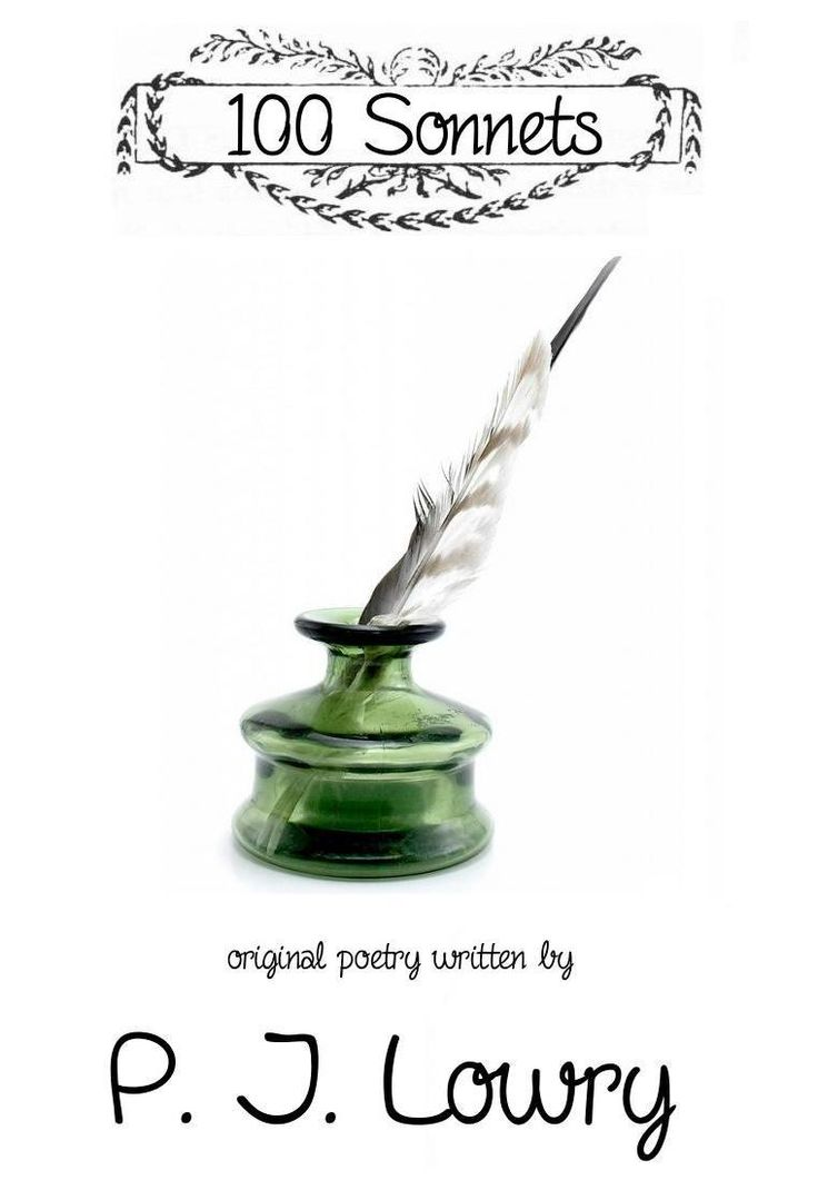 My goal was to finish this new collection of poetry by my 40th birthday. I managed to do just that with two whole days to spare.  So if you'd like to purchase my newest collection of poetry, you can acquire it in the following formats:  Hardcover ($29.99): http://www.lulu.com/shop/pj-lowry/100-sonnets/hardcover/product-22414736.html  Softcover ($9.99): http://www.lulu.com/shop/pj-lowry/100-sonnets/paperback/product-22414757.html  Electronic ($3.99)…