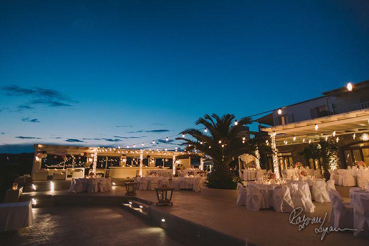 Extraordinary Wedding Reception @Santa Marina Resort & Villas