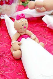 Resultado de imagen para servilletero navidad porcelana fria