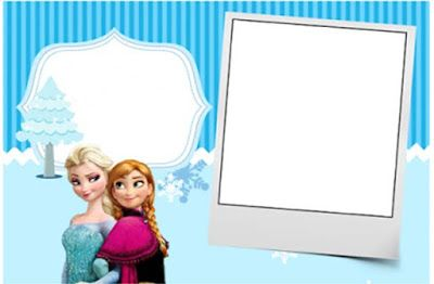 Karlar Ülkesi ( Frozen ) Ücretsiz Doğum Günü Parti Seti - Neşeli Süs Evim…
