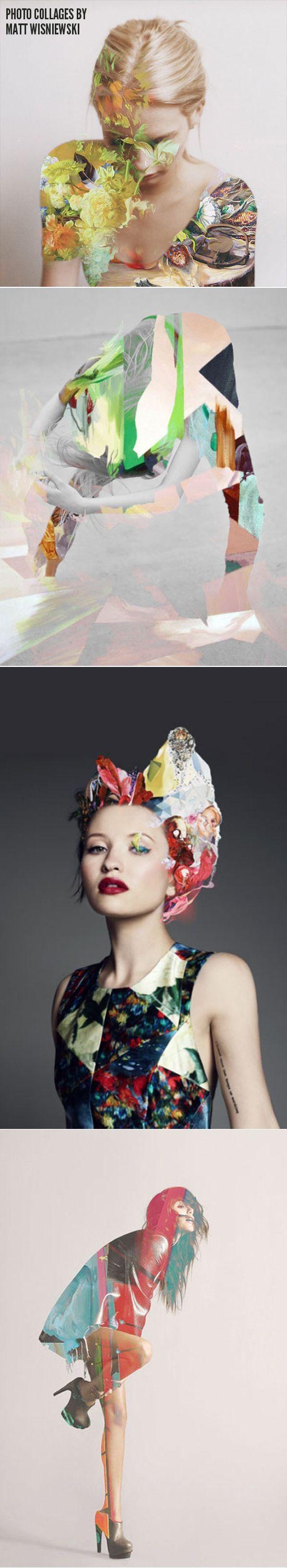 Matt Wisniewski - photo collages
