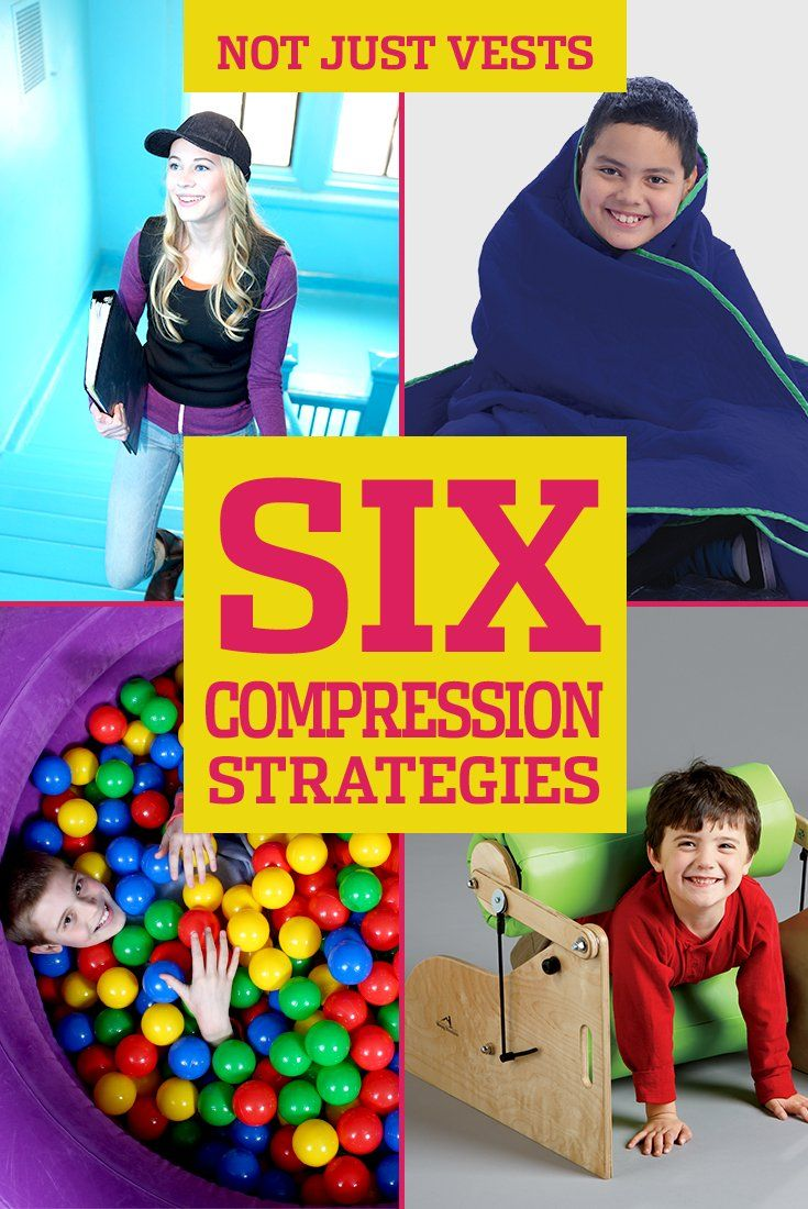 Not Just Vests: 6 Compression Strategies