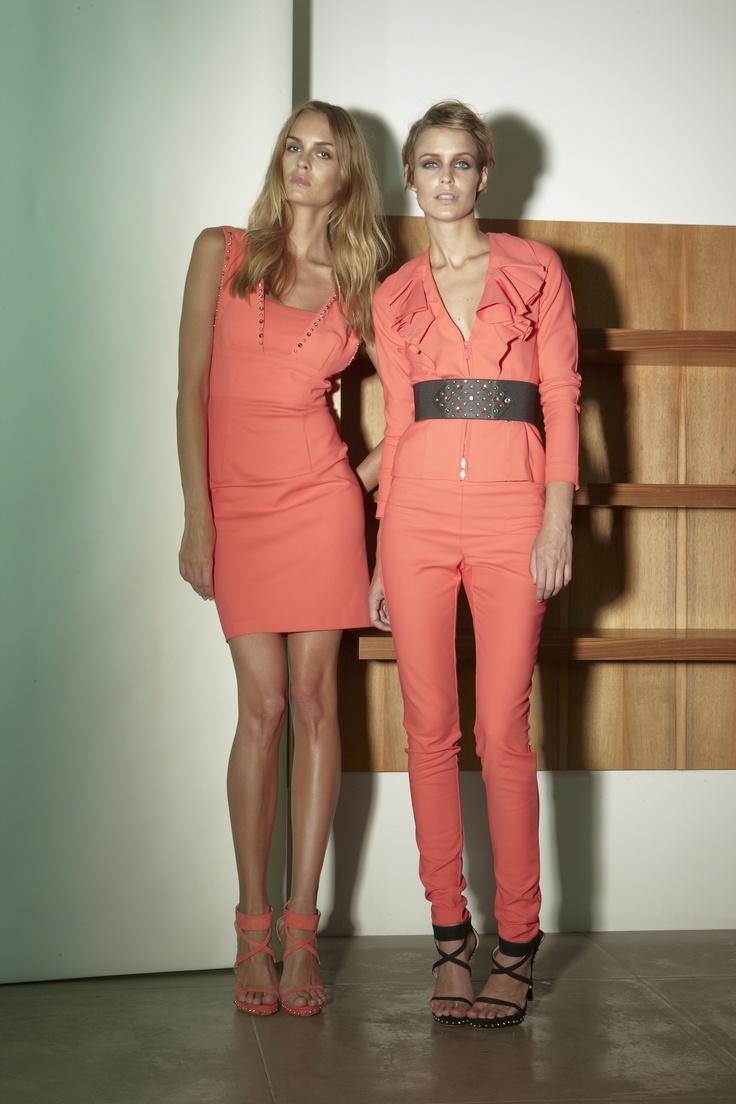 Nella nuova collezione #ss13 un #look per ogni gusto...#tubino o #giaccaepantaloni? Sempre senza rinunciare ad essere #sexy