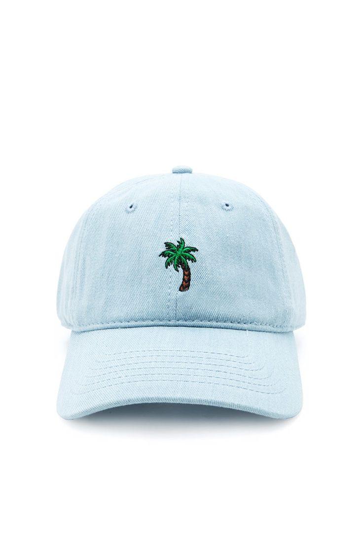 Palm Tree Graphic Baseball Cap