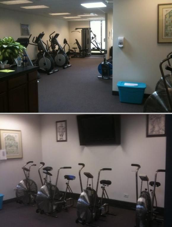 State Of The Art Fitness Center Featuring Strength And Cardio Equipment As Well As Private Lockers And Houston Apartment Clubhouse Design Apartment Communities
