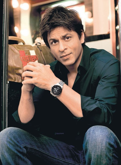 ShahRukh Khan (b. 2 Nov 1965) Bollywood Actor - Often referred to as 'King Khan' is considered to be one of the biggest film stars in cinematic history. Newsweek named him one of the 50 most powerful people in the world. Khan has an estimated net worth of over US$ 600 million. His contributions to the film industry have given him 14 Filmfare Awards from 30 nomination. His 8 Filmfare Best Actor Award wins make him the most awarded Bollywood Star ever - #SRK #Shahrukh #Bollywood
