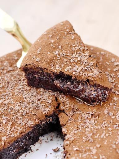 Photo 2 de recette Mousse au chocolat cuite - Marmiton