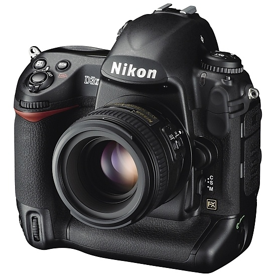 Nikon D3x. Or maybe the newer models when I finally save up enough.