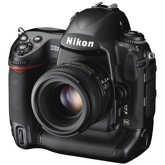 Nikon D3x.