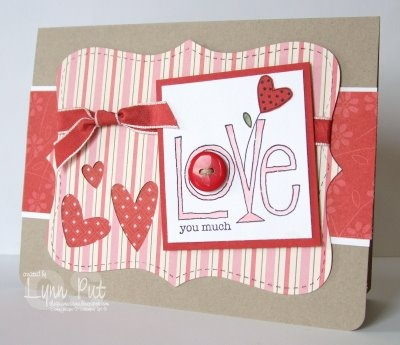 15 best SU Love You Much (wood) images on Pinterest   Valentine ...