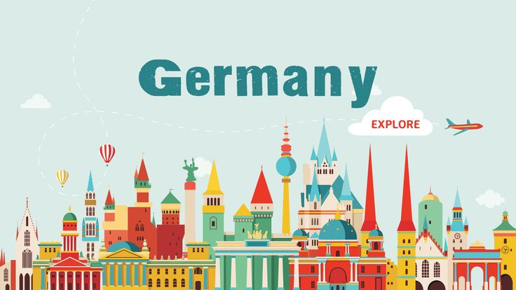 Germany is known as Deutschland in German. The capital city of Germany is Berlin. More Germany facts. Read More GK facts for Kids, visit: http://mocomi.com/learn/general-knowledge/